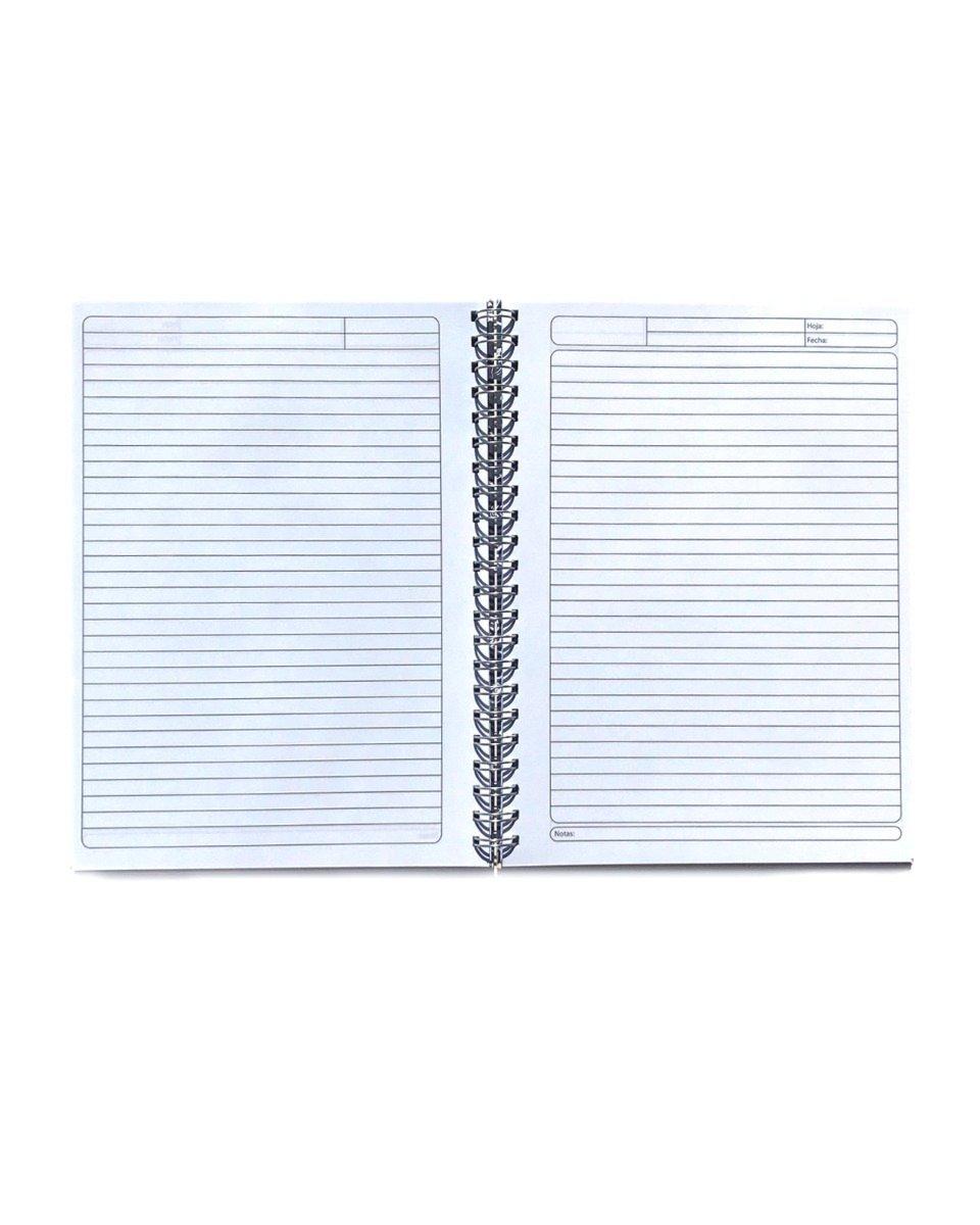 Cuaderno Butterflies