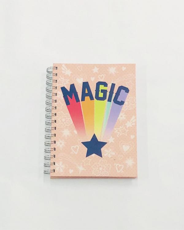 Libreta New Magic
